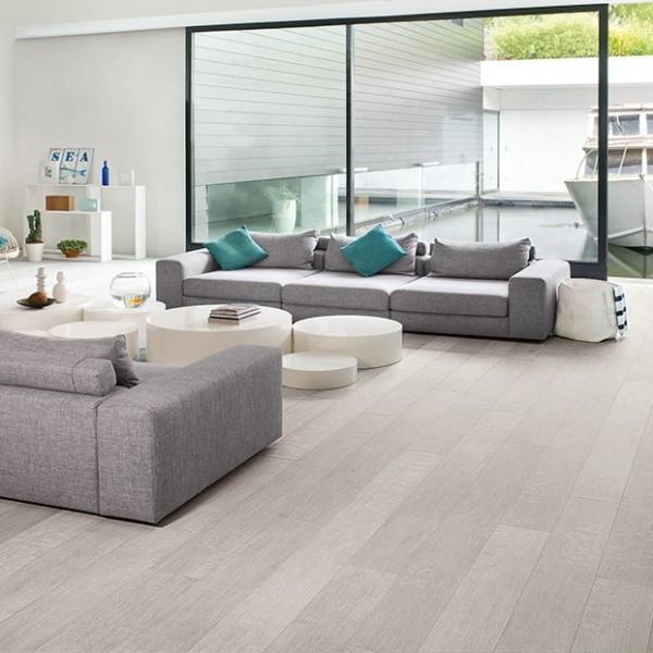laminado quick step largo roble pac fico. Black Bedroom Furniture Sets. Home Design Ideas